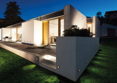 Feature lighting design Surrey