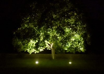 Outdoor Garden Lighting landscape designers Oxfordshire