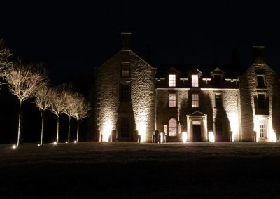 Feature lighting design Wiltshire