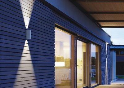 Landscape lighting installer Hampshire