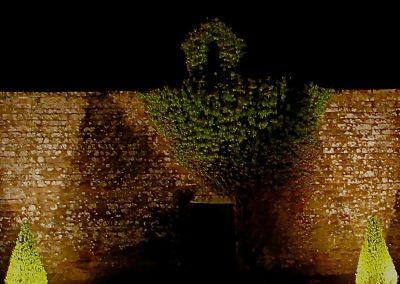 Professional landscape lighting Oxfordshire