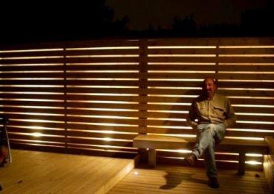 garden Lighting professional installation Oxfordshire
