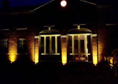 Professional landscape lighting Hampshire