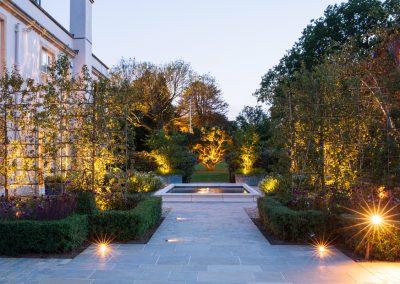 Garden Lighting Installation Berkshire